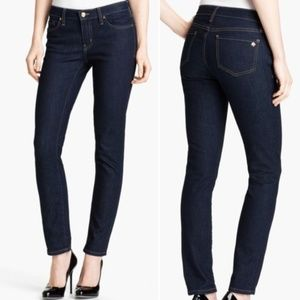 KATE SPADE BROOME STREET CROPPED JEANS